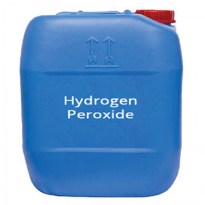 Stabilized Hydrogen Peroxide With Nano Silver